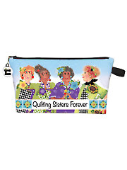 Quilting Sisters Forever Pouch Sewing Kit
