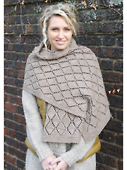 Hazard Wrap Knit Pattern
