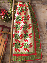 Christmas Barn Dance Quilt Pattern