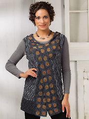 Tunica Geometrica Crochet Pattern