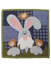 Chick Magnet Quilt Pattern - April