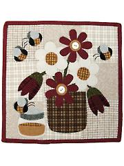 Honey Bee Quilt Pattern - June