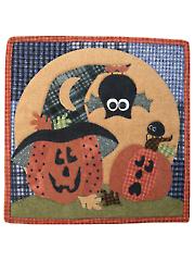 Bat Surprise Quilt Pattern - October