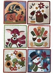 Quilt Calendar 12-Pattern Boxed Set