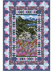 Wilderness Panel Quilt Pattern