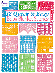12 Quick & Easy Baby Blanket Stitches