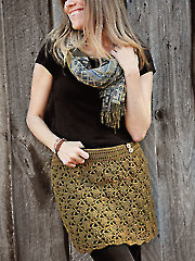 Sagebrush Skirt Crochet Pattern