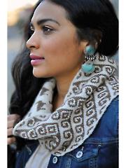 Aymara Cowl Knit Pattern