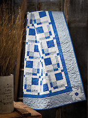 Exclusively Annie's Snowdrift Quilt Pattern