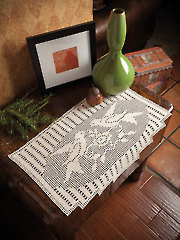 Lovebird Table Runner Kit