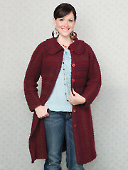 Chill Chaser Coat Crochet Pattern
