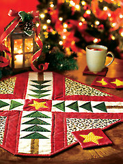 Tree Time Table Topper Pattern