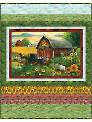 Heartland Home Quilt Kit