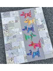 ModDog Quilt Pattern