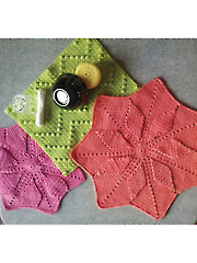 Crocheted Drying Mats