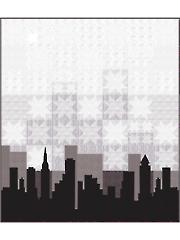 Skyline Quilt Pattern