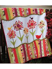 Dizzy Lizzy Quilt Pattern