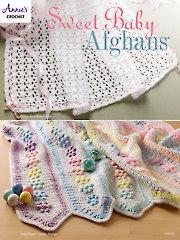 Sweet Baby Afghans Crochet Pattern