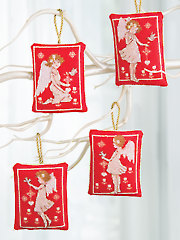 Fairies Counted Cross Stitch