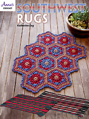 Southwest Rugs Crochet Pattern