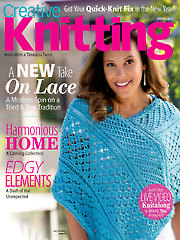 Creative Knitting Spring 2017