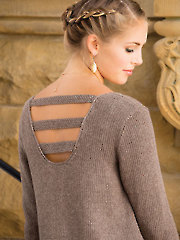 It's All About the Back Knit Pattern