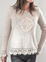 Raven Pullover Knit Pattern