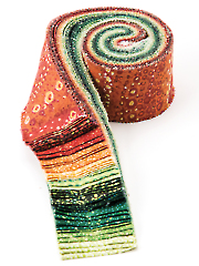Dreamscapes Sunset/Rainforest Jelly Roll- 40/pkg.