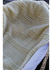 Castles in Spain Blanket Crochet Pattern