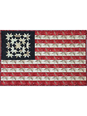 Flag Quilt Pattern