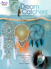 Dream Catchers Crochet Pattern Book