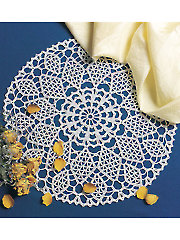 Lattice Lace Doily Kit