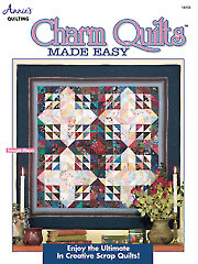 Charm Quilts Made Easy