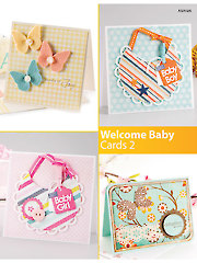 Welcome Baby Cards 2