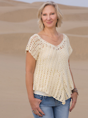 ANNIE'S SIGNATURE DESIGNS: Serein Tee Crochet Pattern