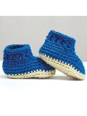 Little Commander Boots Crochet Pattern