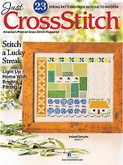 Just CrossStitch Mar/April 2017