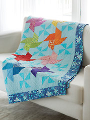 Double Pinwheel Quilt Pattern