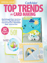 Top Trends in Card Making