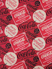 Coca-Cola® Vintage 1-Yard Cut