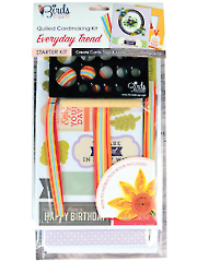 Everyday Trend Quilling Starter Kit