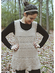 Nadia Tunic Knit Pattern