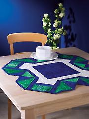 Flower Table Topper Pattern