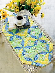 Sunny Day Topper Quilt Pattern