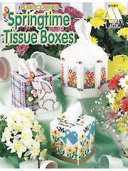Springtime Tissue Boxes