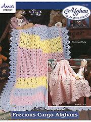 Precious Cargo Afghans Crochet Pattern