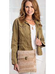 Messenger Bag Crochet Pattern