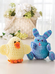 Best Buddies Crochet Pattern