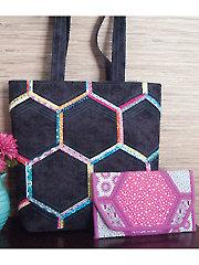 Honeycomb Handbag Pattern