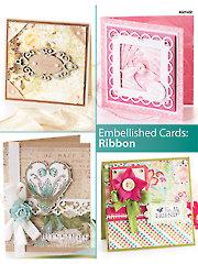 Embellished Cards: Ribbon